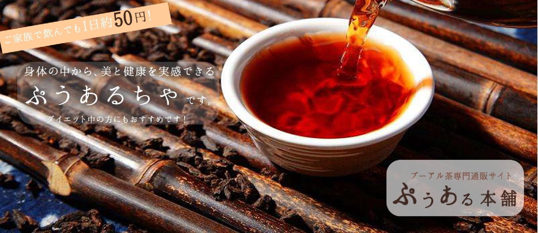 ぷうある茶トップ